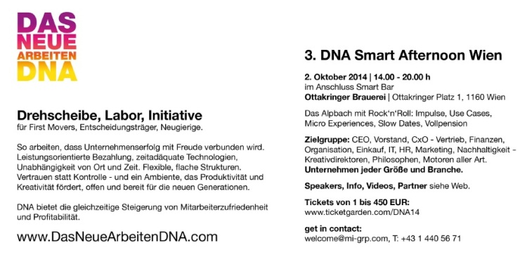 DNA Postkarte 2